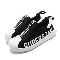 adidas Originals Superstar 360 X C Black White Kid Preschool Slip On Shoe EG3398