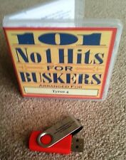 101 Number 1 Hits For Buskers TYROS 4 software USB regi-stick Yamaha TYROS3 usb