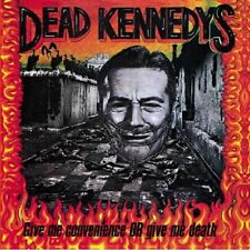DEAD KENNEDYS Give Me Convenience Or Give Me Death Vinyl LP NEW & SEALED