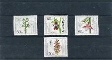 Berlin Mi.-Nr. 724-727 postfrisch Orchideen - b5912
