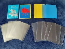 Card Sleeves Toploaders 5x Hard 31x Soft Pokemon YuGiOh storage Ultra pro pocket