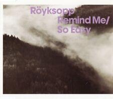 [Music CD] Röyksopp - Remind Me / So Easy