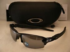 Oakley Flak Jacket 2.0 Polish Black w Black Iridium Polar Lens (oo9295-07)