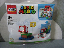 LEGO Super Mario Mushroom Surprise Star Wars X-wing Polybag 30385 30386