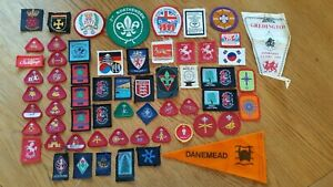 Vintage Scouts Badges/Patches Proficiency & Others...