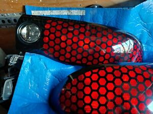 1993-2002 Pontiac Firebird Trans AM Tail Light SET OEM Honeycomb Rare WS6
