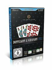 The Royal Club: Doppelkopf & Schafkopf 2017 (PC, 2016, DVD-Box)