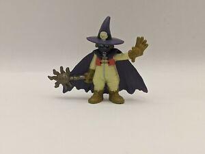 """2000 Digimon Digital Monsters 1.5"""" Wizardmon Wizarmon Mini Figure Bandai Vintage"""
