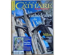 Collectif - Magazine Pays Cathare - n°23 - Les cathédrales du Midi -