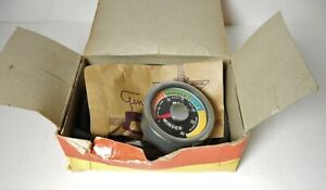 NOS SW STEWART WARNER MOTOR MINDER CAR TRUCK AUTO GAUGE IN BOX