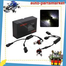 2X Angel Eyes H8 LED Standlicht Für BMW E60 E61 E71 E70 LCI E90 E91 X1 X5 X6 20W