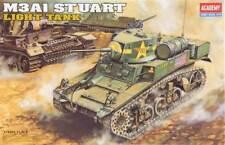 Academy 1/35 M3A1 Stuart Light Tank Plastic Model Kit 13269 ACY13269