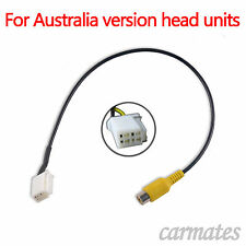 Car Audio Amp Video Wire Harnesses For Toyota Ebay