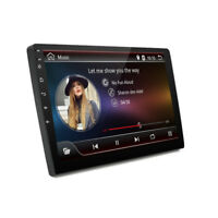 10.1'' 2Din Quad-Core GPS Wifi DVD 4G Mirror Link LTE DAB Stereo Radio Player
