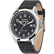 Sector r3251180004 Watch Man Machine Swiss Leather Mejorofertarelojes
