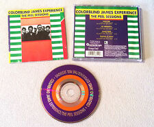 THE COLORBLIND JAMES EXPERIENCE - THE PEEL SESSIONS / CD ALBUM ( ANNEE 1989 )