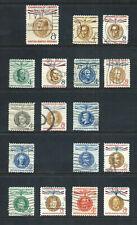 UNITED STATES _ 1953-61 'MEDALLION' 17 _ used ____(636)
