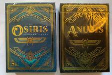 Anubis & Osiris Playing Cards by Steve Minty USPCC