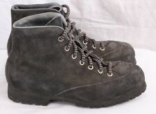 Fabiano The Alps Gray Lace Up Hiking Trail Ankle Boot Men's U.S. 6M(Women's 8)