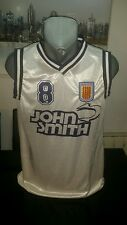CAMISETA SELECCION CATALANA BALONCESTO DORSAL 8 JONH SMITH L