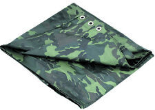 "Brand New 4 Ft. 6"" X 6 Ft. 6"" Camouflage Tarp"