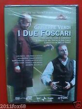 Giuseppe Verdi i due foscari Teatro San Carlo Nello Santi Leo Nucci dvdsigillato