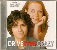 Drive Me Crazy - Original Film Soundtrack (CD 2000) NEW