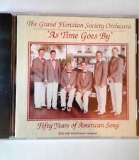 Disney World Grand Floridian Resort Orchestra As Time Goes By CD, NEW
