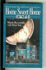 HOME SWEET HOME 2010AD by Reynolds & Ing, US Dell sci-fi pulp vintage pb