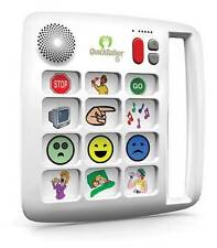 AbleNet QuickTalker12 Fun Solution Communication Device For Special Need