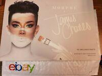 Morphe X James Charles Palette 39 Color Eyeshadow BRAND NEW BOX