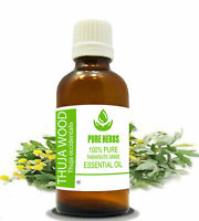 Thuja Wood 100% Pure & Natural Undluted Uncut Thuja occidentalis Essential Oil