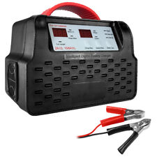 Tank  10amp Battery Charger  Maintainer Auto Car Truck ATV-2 Year Warranty