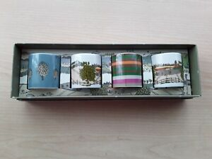 Set of 4 Tea Light Holders from Joules - idea Gift