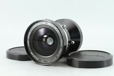 Fujinon SW 90mm F8 Lens With Seiko Shutter For Large Format Camera
