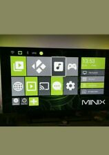 Minix U9-H Android TV Box In A Mint Condition..used Only For One Week