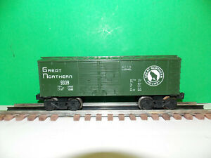 LIONEL 9339 Great Northern Boxcar