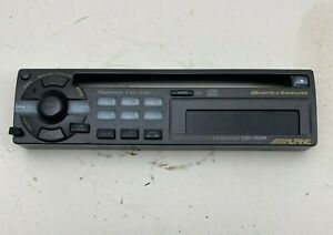 Alpine CDE-7826P Car CD Player Removable Faceplate Old School Detachable WORKS