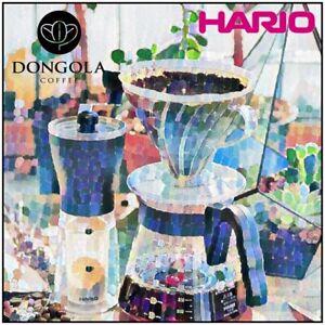 PORLEX HARIO V60 01 Pour Over Filters Dripper Range Server Grinder Buono Kettle