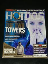 HOTDOG magazine 2002, #31 Elijah Wood, Lord of the Rings The Two Towers, X-Men