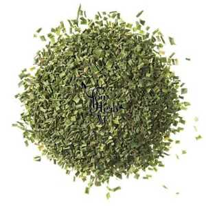 Dried Cut Chives Chive Loose Herb 300g-2kg - Allium Schoenoprasum