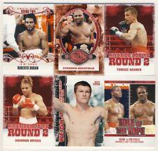 2011 Ringside Boxing Round 2 100-Card Base Set (101-200)