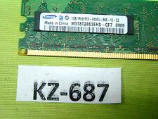Samsung m378t2863ehs-cf7 (1 GB, DDR2 SDRAM, 800 MHz, DIMM 240-pol #kz-687