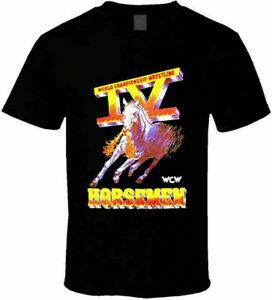 WCW-Four-4-Horsemen-Wrestling-Legends-T-Shirt-Four T-Shirt