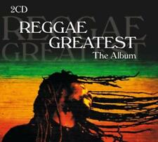 Reggae Greatest-The album -- 2 CD NUOVO & OVP