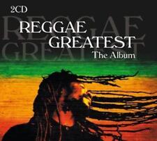 Reggae Greatest - The Album -- 2 CD  NEU & OVP