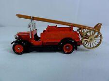 LLEDO CHEVRON REFINERY FIRE TRUCK 1934 DENNIS FIRE TRUCK IN BOX - diecast 1:64