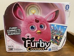 2016 Hasbro Interactive Furby Connect Bluetooth Pink - In Box