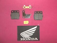 27-109 Emgo Honda ATV Front/ Brake Pads 46 X 45 X 7.8MM Brand New 84