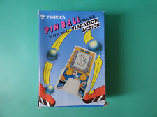 VINTAGE TRONICA PIN BALL HANDHELD ELECTRONIC GAME BOXED NEW OLD STOCK
